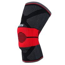RIGORER Sports Athletic Knee Compression Sleeve Padded Knee Brace Support for Basketball,Running,Jogging,Crossfit,Gym Workout,Hiking,Cross Training,Football
