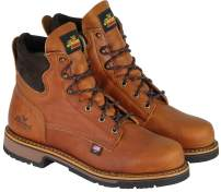 "Thorogood Men's American Heritage 6"" Classic Plain Toe, Non-Safety Toe Boot"