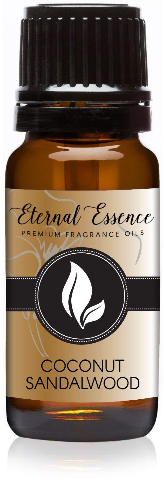 Coconut Sandalwood - Premium Grade Fragrance Oils - 10ml - Scented Oil