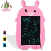 HahaGift Toys for 3-7 Year Old Girls Gifts, LCD Writing Tablet as Educational Toys for Toddlers, Christmas Birthday Gifts for 3 4 5 6 7 Year Old Girl Toys Age 3 4 5 6 7, Girl Gifts Age 3 4 5 6 7
