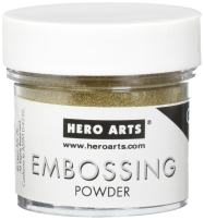 Hero Arts PW100 Embossing Powder, Gold, 1-ounce
