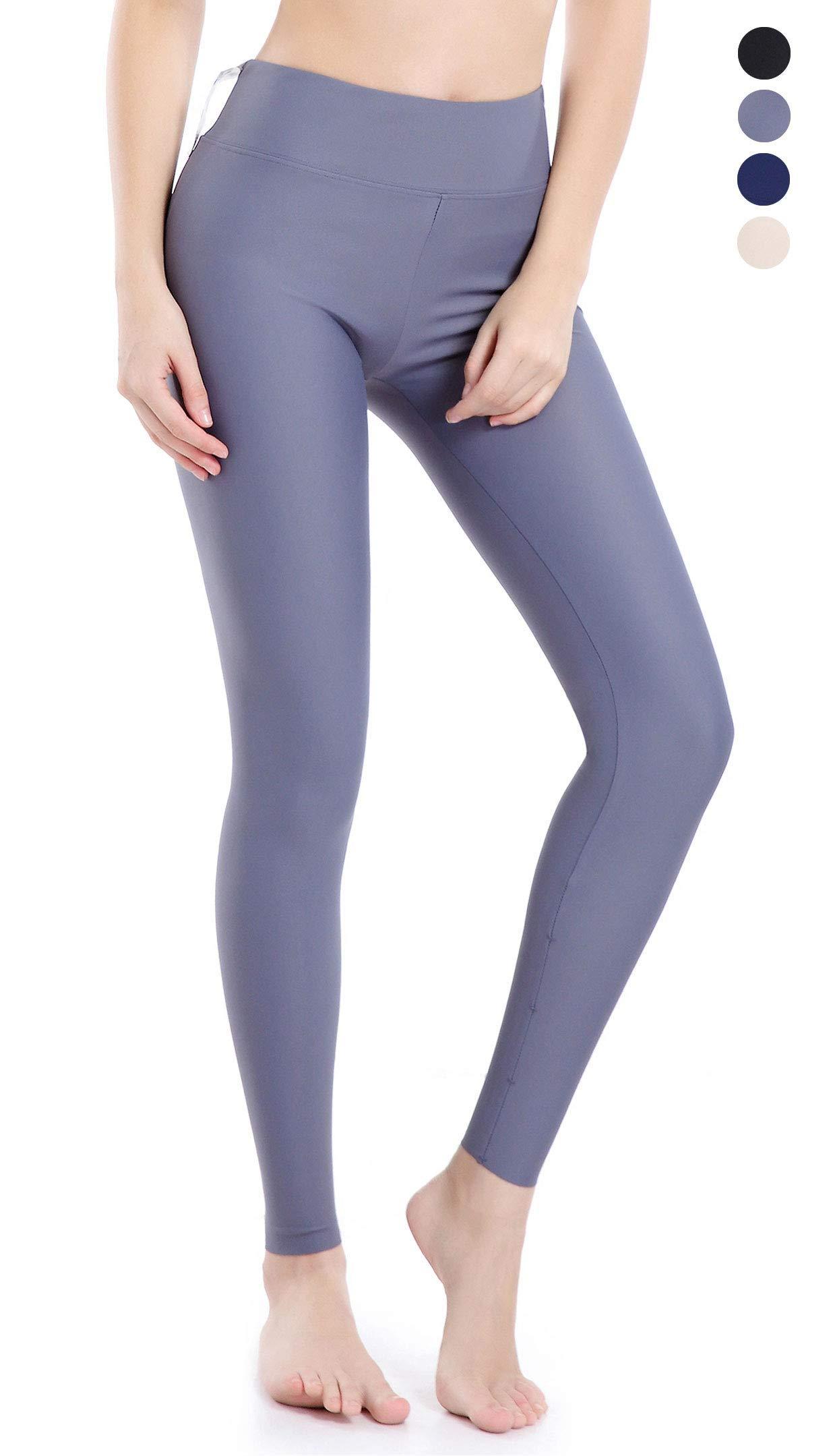 Sunzel Yoga Pants for Women Mid&High Waist Tummy Control Workout Leggings …