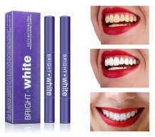 Effective Teeth Whitening Pen(2 Pack), Safe 35% Carbamide Peroxide Gel, Painless, No Sensitivity, Travel-Friendly, Easy to Use, Beautiful White Smile, Natural Mint Flavor