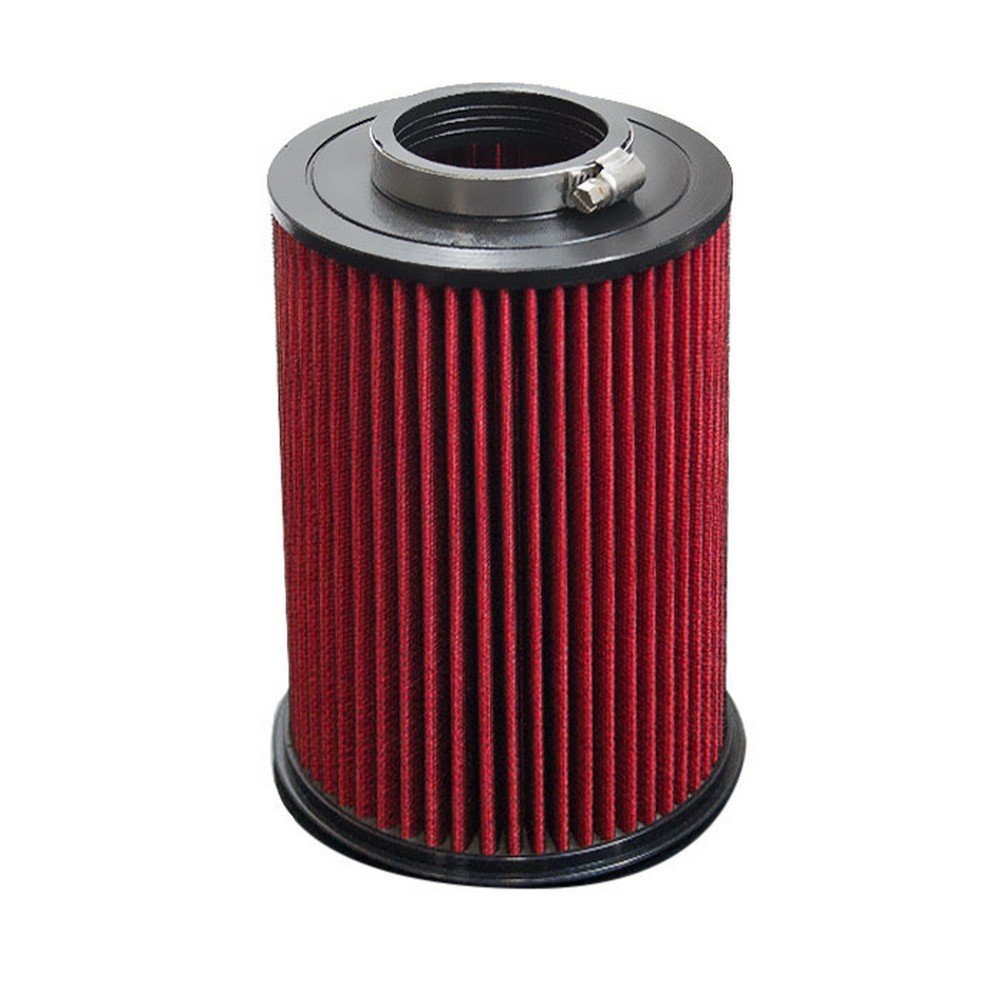 Upgr8 U8701-1510 Hd PRO OEM Replacement High Performance Dry Drop-in Air Filter Red