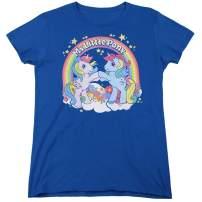 My Little Pony Classic Unicorn Fist Bump Women's T Shirt & Stickers