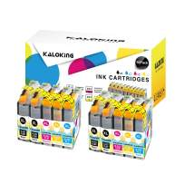 Kaloking Compatible Ink Cartridge Replacement for Brother LC203XL LC203 XL LC201 Work with MFC-J480DW J485DW J460DW J680DW J880DW J885DW MFC-J4620DW J4420DW J4320DW MFC-J5520DW J5620DW J5720DW 10pack