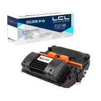 LCL Compatible Toner Cartridge Replacement for HP 90X CE390X 24000 Page M4555MFP M602n M602dn M602x M603 M603n M603dn M603xh (1-Pack Black)