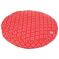 Molly Mutt Medium Large Dog Bed Cover - Round Bed - Med Dog Bed Cover - Dog Calming Bed - Medium Pet Bed - Large Dog Bed Cover - Washable Dogs Bed Cover - Pet Bed With Removable Cover - Dog Bed Covers