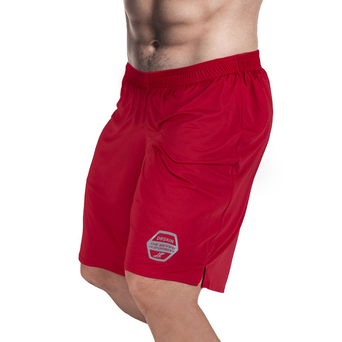 DRSKIN Men's Quick Dry Sports Running Active Shorts Pants
