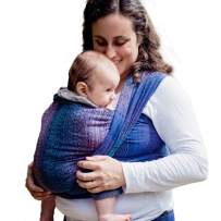 DIDYMOS Woven Wrap Baby Carrier Prima Sole Occidente (Organic Cotton), Size 6