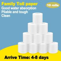Mydeal Toilet Paper White 10rolls 4layers
