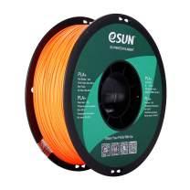 eSUN PLA PRO (PLA+) 3D Printer Filament, Dimensional Accuracy +/- 0.03mm, 1kg Spool, 1.75mm, Orange
