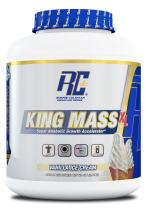 Ronnie Coleman Signature Series, King Mass-XL Super Anabolic Growth Accelerator, Vanilla Ice Cream, 6 Pound