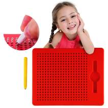 ZGWJ Magnetic Drawing Board Ended Learning Kit, Pen Included