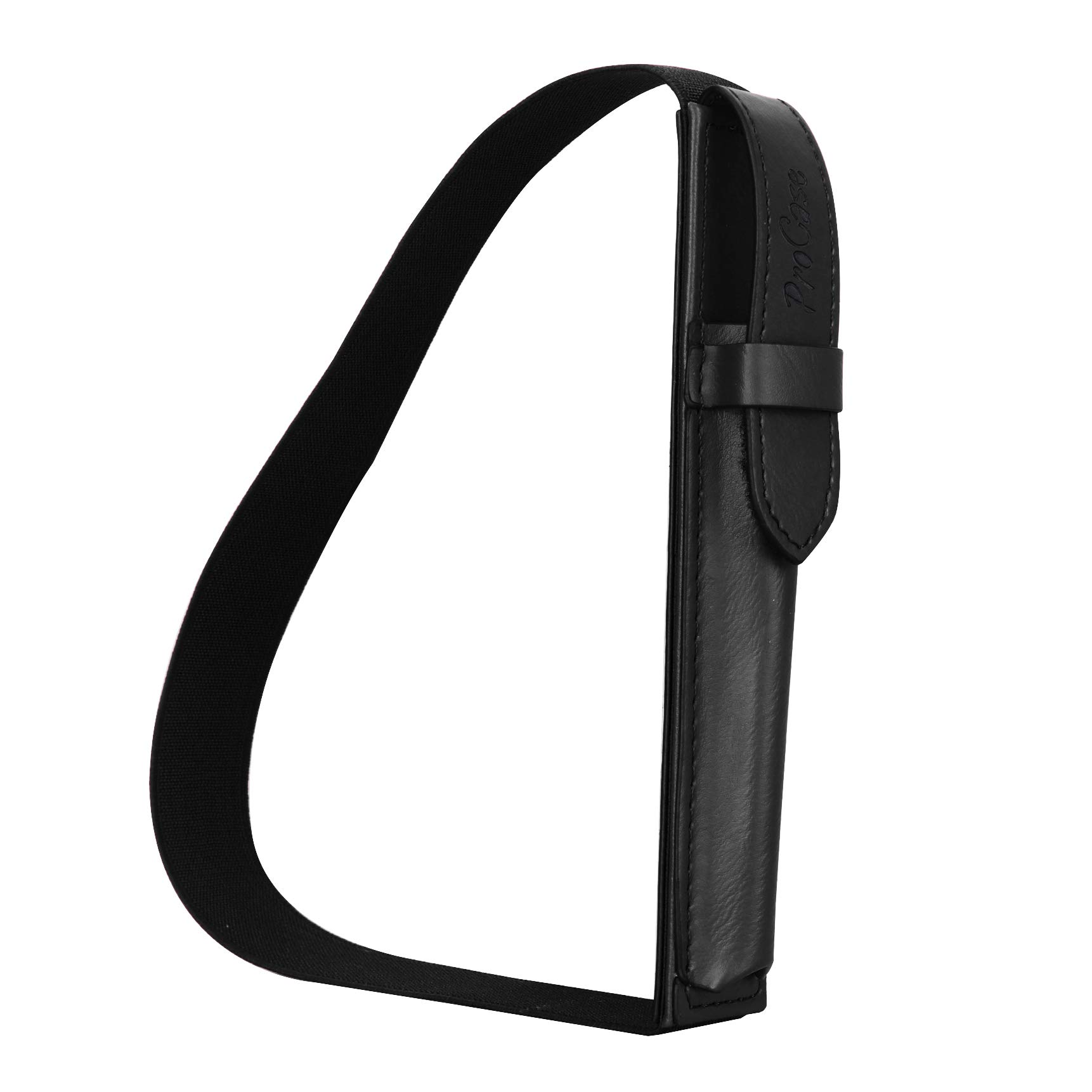 ProCase S Pen Holder for S Pen, Elastic Pencil Pocket Sleeve Detachable Pouch Bag Cover Compatible with Galaxy Tab A 10.5 (SM-T590 T595 T597), Galaxy Tab S4 10.5 (SM-T830 T835 T837) –Black
