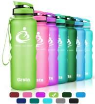 Grsta Best Sports Water Bottle