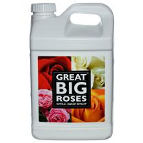 Great Big Roses, Organic All Natural Compost Extract, Plant Food