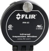 FLIR IRW-2C Infrared Inspection Window 2 in.