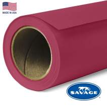 Savage Seamless Background Paper - #6 Crimson (53 in x 36 ft)