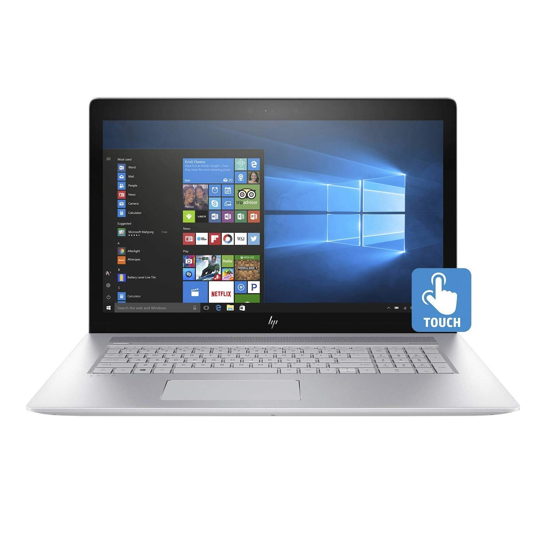 "HP Envy - 17t Home and Business Laptop (Intel i7-8565U 4-Core, 16GB RAM, 1TB SATA SSD, 17.3"" Touch Full HD (1920x1080), GeForce MX250, WiFi, Bluetooth, Webcam, 3xUSB 3.1, 1xHDMI, Win 10 Home)"