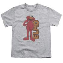 Sesame Street Vintage Elmo Toddler T Shirt & Stickers