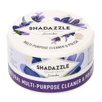 Shadazzle Natural All Purpose Cleaner and Polish – Eco Friendly Multi-Purpose Cleaning Product – Cleans, Polishes & Protects Any Washable Surface (Lavender)