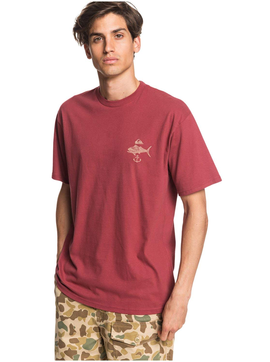 Quiksilver Men's Sea Tune Tee
