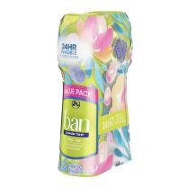 Ban Roll-On Antiperspirant Deodorant, Powder Fresh, 3.5oz (Pack of 2)