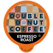 Espresso Coffee Pods (80 Pack) Dark Espresso Roast Coffee, Single-Serve Pods for Keurig K Cup Brewer Machines