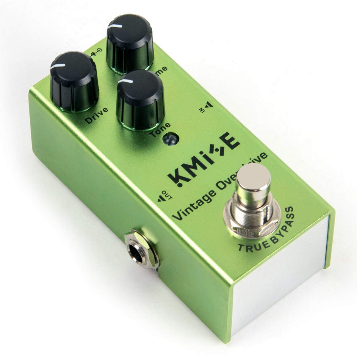 Electric Guitar Effect Pedal Mini Single Type DC 9V True Bypass (Vintage Overdrive)