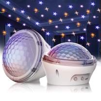 Star Night Lights Projector, LED Lights for Bedroom Room with 4 Modes and Timer Setting, [2020 New Launch Model] Best Gift Choice Projector for Baby Child (Indoor)