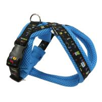 MayChan Active max.Soft Comfortable Harness no-Pull Adjustable Breathable Padded Harness for Dogs Easy Control for Small Medium Large Dogs Fashion Design for Active Dog