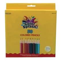Color Splash! Colored Pencils (Box of 50)