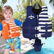 OldPAPA Kids Swim Vest - Child Life JacketBaby Float Swimwear with 3 Safety Buckle, S-XL
