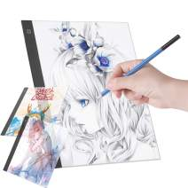 Aibecy LED A3 Light Panel Graphic Tablet Light Pad Digital Tablet Copyboard with 3-Level Dimmable Brightness for Tracing Drawing Copying Viewing Diamond Painting Supplies