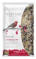 Harvest Seed & Supply 12865 Red Berry & Nut Wild Bird Food, 10-Pound