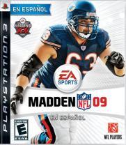 Madden NFL 09 en Espanol - Playstation 3