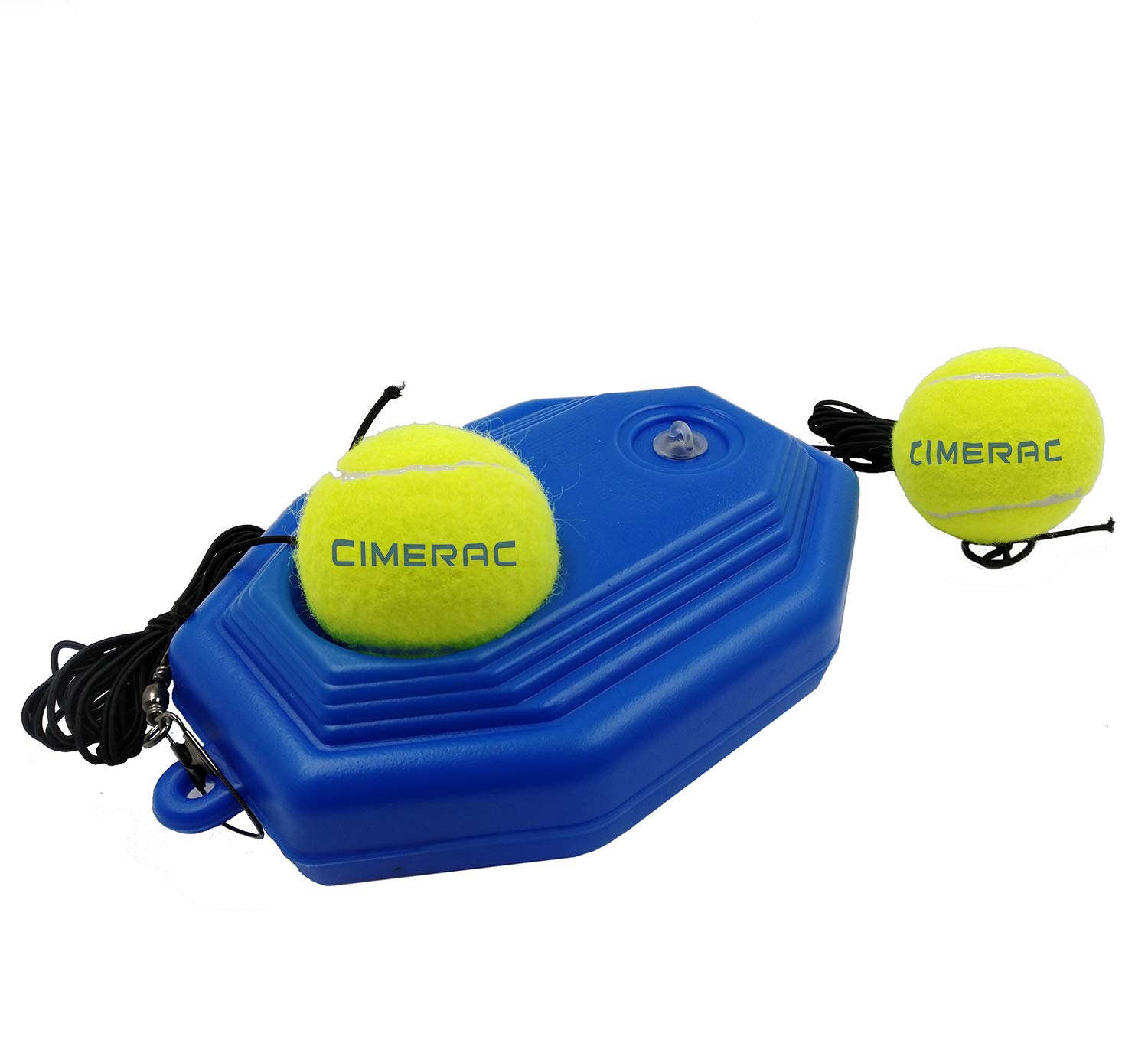CIMERAC Tennis Trainer Tennis Equipment Tennis Ball Trainer Practice Training Tool Sport Exercise