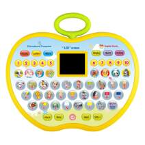 KIDTOY Presents for 3 Years Olds Kids, Educational Toy for 36-48 Months Girl Boy Toddler Computer Toys for 3-4 Year Old Girl Toy Gift Age 3 4 Boys Education Toy for 3-4 Year Old Baby