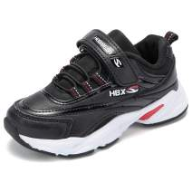 Boys Running Shoes Lightweight Tennis Shoes for Girls Kids Sport Athletic Sneakers