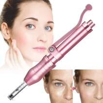 0.3ML Hyaluron Injection Pen, Restore Skin Elasticity, Deep Replenishment And Rich Nourishment, Helps to Reduce Blemishes, Wrinkles and Marks (with 2 Ampoules)