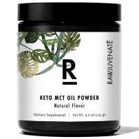 Rawjuvenate Keto Mct Oil Powder, 9 Ounce