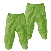 Babysoy Eco Footie Pants Unisex Pack of 2