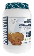 VMI Sports ProtoLyte 100% Whey Isolate Protein Powder, Snickerdoodle, 1.63lb, with Amino Acids, Electrolytes, Enzymes, High Protein, Gluten Free, Lactose Free, Sugar Free