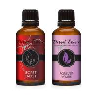 30ML - Pair (2) - Forever Yours & Secret Crush - Premium Fragrance Oil Pair - 30ML