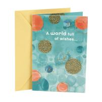 Hallmark Birthday Greeting Card for Her (Confetti Circles)