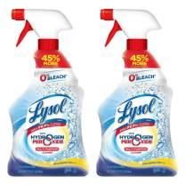 Lysol with Hydrogen Peroxide Multi-Purpose Cleaner, Citrus Sparkle Zest (Pack of 2)