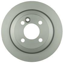 Bosch 15010110 QuietCast Premium Disc Brake Rotor For 2002-2015 Mini Cooper; Rear