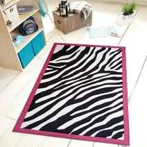 Dalyn 4-Ever Young FV-6 Rug, Black, 6-Feet 7-Inch by 9-Feet 2