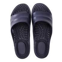 Deerway Acupressure Massage Slippers Therapeutic Reflexology Sandals for Foot Acupoint Massage Shiatsu Arch Pain Relief Non-Slip Shoes Bath Shower